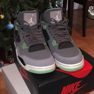 Jordan 4 IV Glow 9.5/10 worn twice
